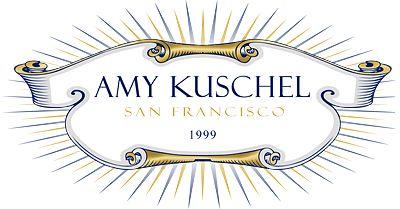 Amy Kuschel bridal gown store, San Francisco