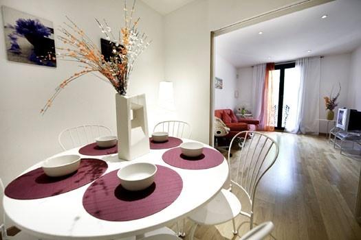 Spacious Barcelona home