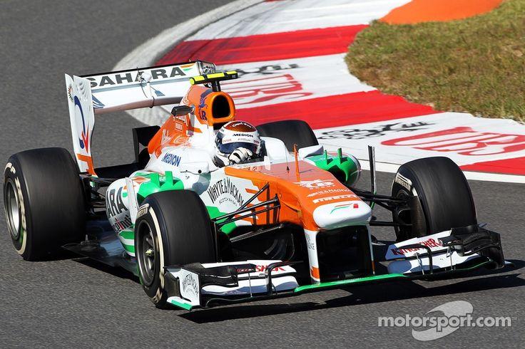 Adrian Sutil, Sahara Force India VJM06 | Main gallery | Photos | Motorsport.com
