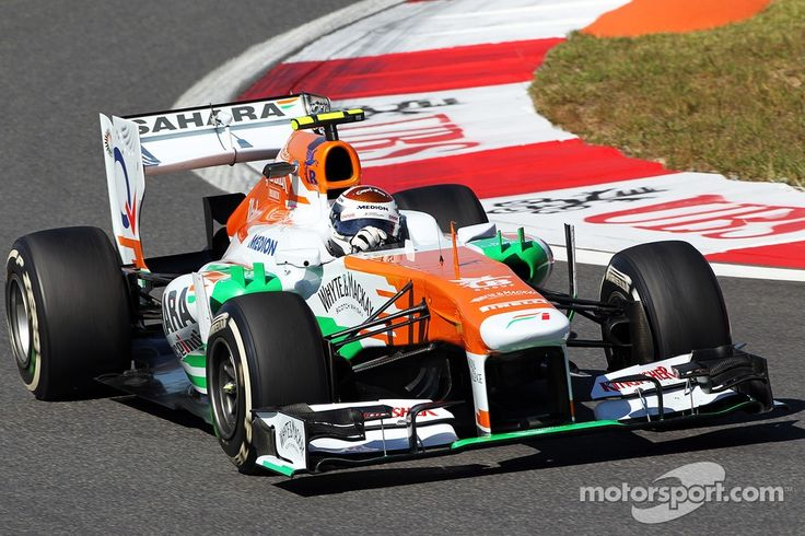 Adrian Sutil, Sahara Force India VJM06 | Main gallery | Photos | Motorsport.com