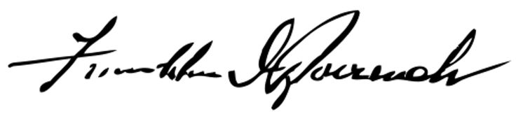 Signature of former US president Franklin DeLano Roosevelt.(Franklin Delano Roosevelt ( (January 30, 1882 – April 12, 1945), commonly known by his initials FDR, was an American lawyer and statesman who served as the 32nd President of the United States (1933–1945). He served for 12 years and four terms, and was the only president ever to serve more than eight years. ♡❀❁❤❁❤❁❤❁❤♡❀   http://www.fdrlibrary.marist.edu/education/resources/biographies.html