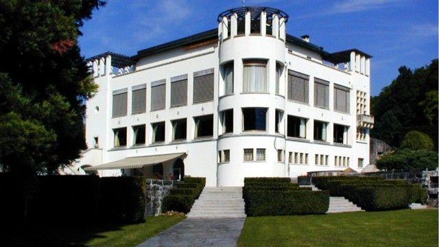 Adolf Loos, Villa Karma, Montreux, Switzerland, 1904
