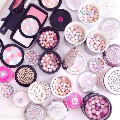 I'm not quite sure what brand these items are, but i know too faced do similar version go check it out. Pin, it love it xo