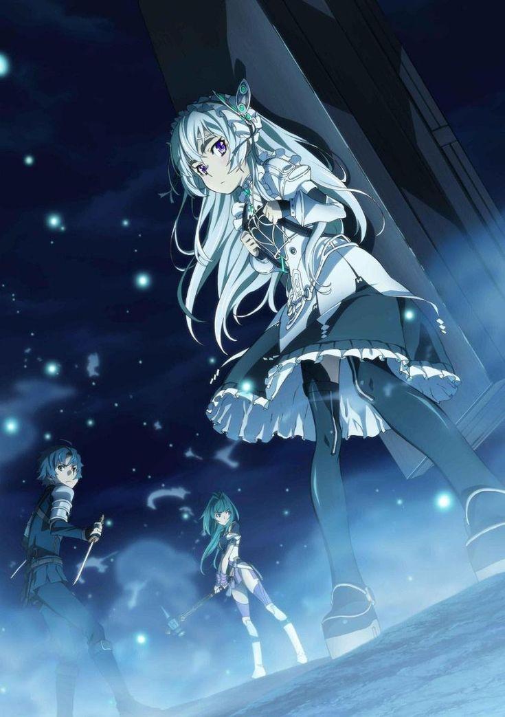 [動畫] 榊一郎「棺姫のチャイカ AVENGING BATTLE」放送終了 @ 日本動漫畫討論版 - Games Animation Forum