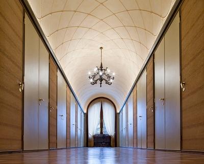 Villa Necchi Campiglio by Architect Piero Portaluppi