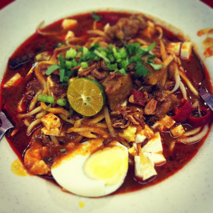 Mee rebus | Malaysian Foods & Desserts | Pinterest