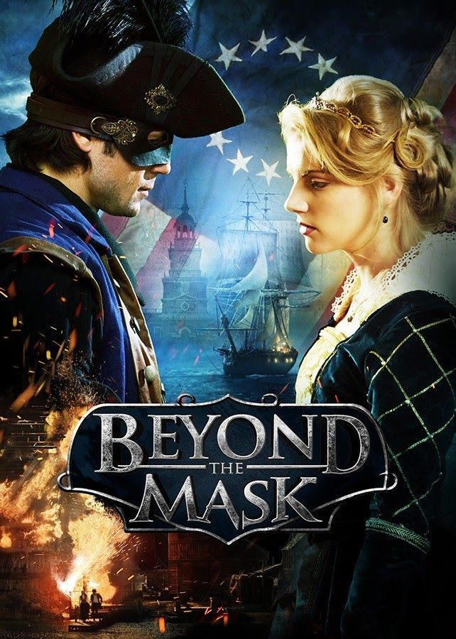 Beyond the Mask: A Christian Adventure Film Coming to Theaters April 2015 (for older kids and their parents)