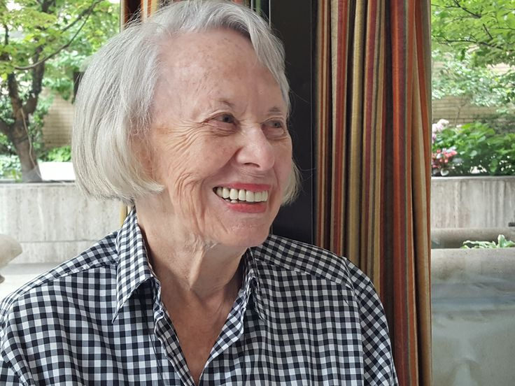 """Liz Smith, the Great Gossip Columnist and Writer, Passes Away at 94: Coined the Phrase """"Gossip is just news running ahead of itself in a red satin dress"""" November 12, 2017"""