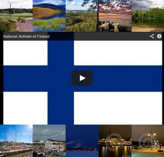 National Anthem of Finland