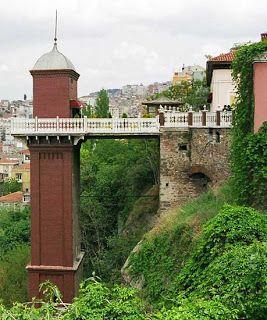 Asansör, Izmir