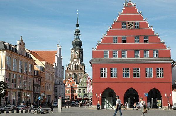 Greifswald – Wikipedia