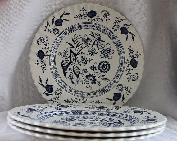 Https Www Etsy Com Listing 399441963 Classic Dg Meakin Blue Nordic 10 In Ga Order Most Relevant Blue Nordic 10 Things Dinner Plate Sets