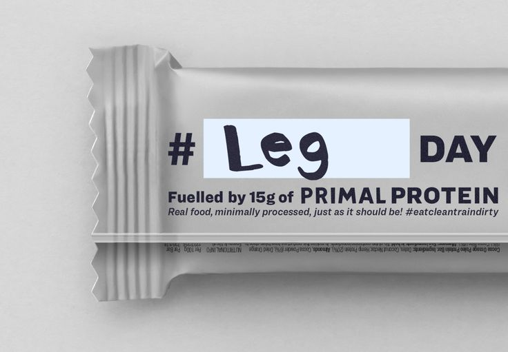 Packaging / Energy / Protein / Protein Bar / Hemp Protein / Sports / Sports Bar / Primal Pantry / Social Media Campaign