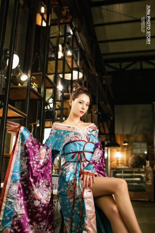 Korean Models {Semi-Hiatus} Ju Da Ha