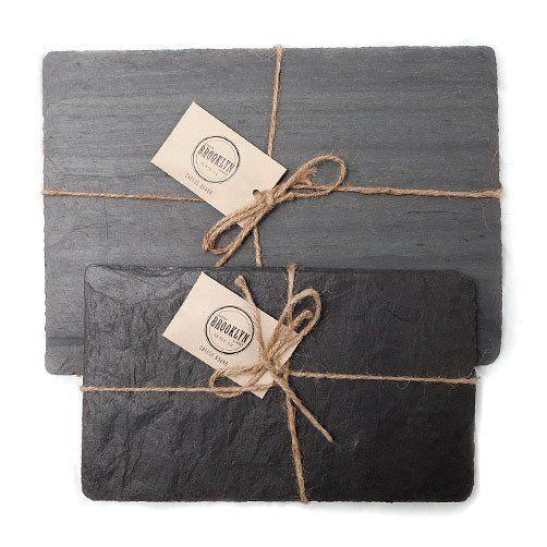Brooklyn Slate Cheese Boards