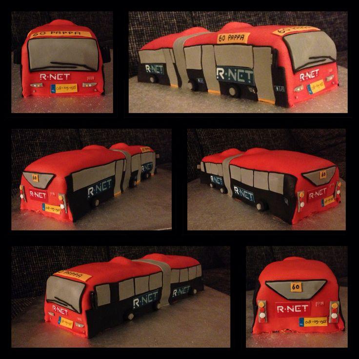 ETS bus taart / cake
