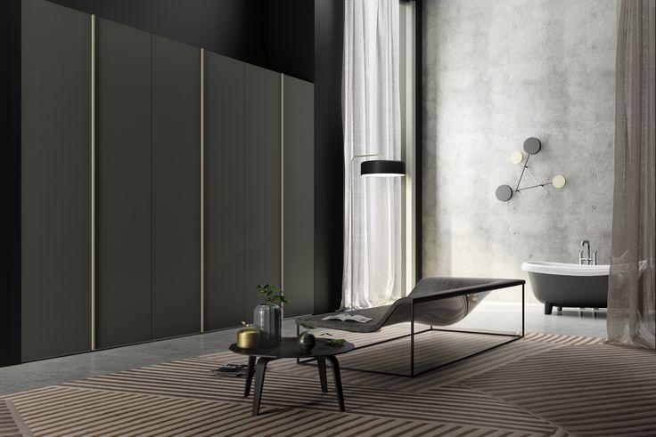 "We also have a more ""darker"" side...and it's beautiful.  #dark #design #cooldesign #homedesign #decorazioneperlacasa #homedecoration"
