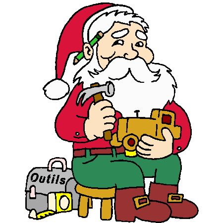 108 best cliparts p re noel images on pinterest clip art christmas clipart and santa christmas - Clipart pere noel gratuit ...
