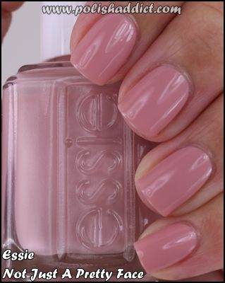 Essie - Not Just A Pretty Face (690)...probably my absolute fav nail polish color ever :-)