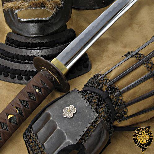 Samurai Dragon Armour