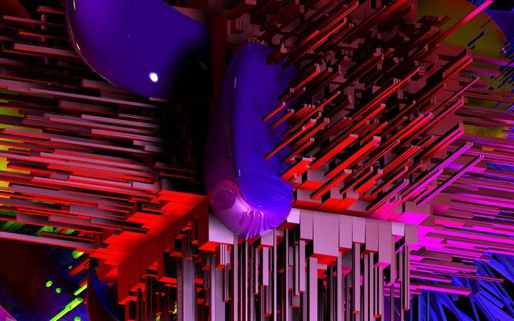 ArtStation - Abstract , carlos medina
