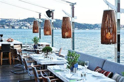Banyan Restaurant, Ortaköy - un restaurant modern, unde te vei delecta cu bunatati din bucataria asiatica #Istanbul #gourmet
