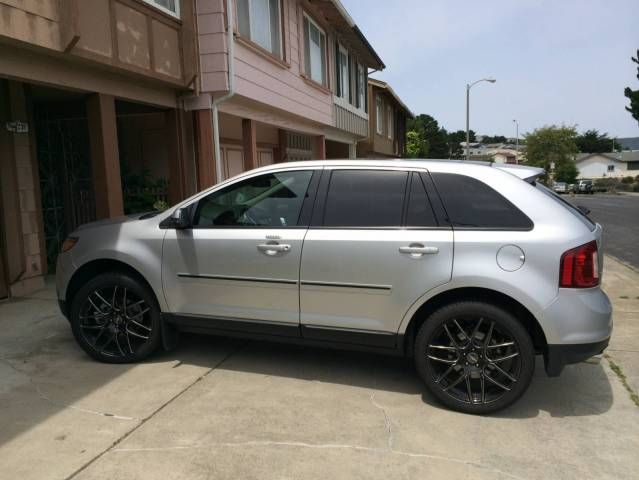 Ford Edge  Ford Edge Sel  Photo Gallery Ford Edge Forum