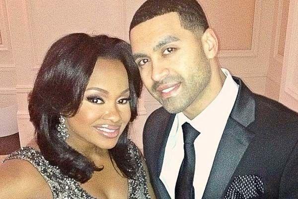 Phaedra Parks Husband Apollo Nida Doens't Show Up For Jail Sentence | OK! Magazine