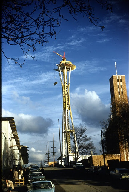 66 best images about space needle on pinterest for Northwest construction
