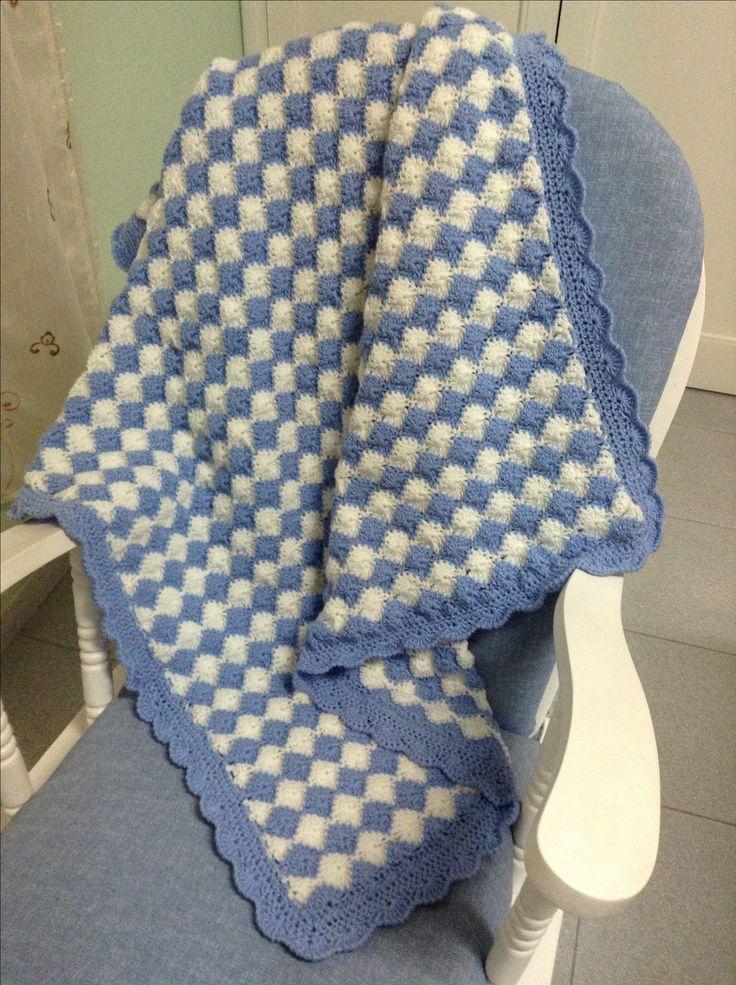 Pinterest the world s catalog of ideas - Mantas de crochet paso a paso ...