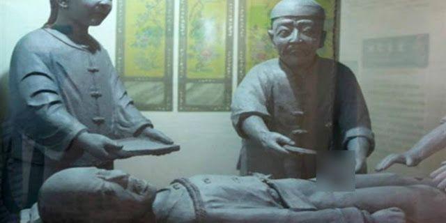 Ilustrasi kebiri di China zaman dulu. ©2015 Merdeka.com   Nasional , Jakarta  - Presiden Joko Wido...