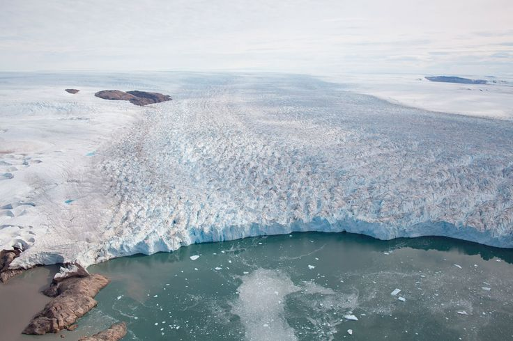 Greenland ice sheet | Greenland Ice Sheet more Dynamic than Previously Thought