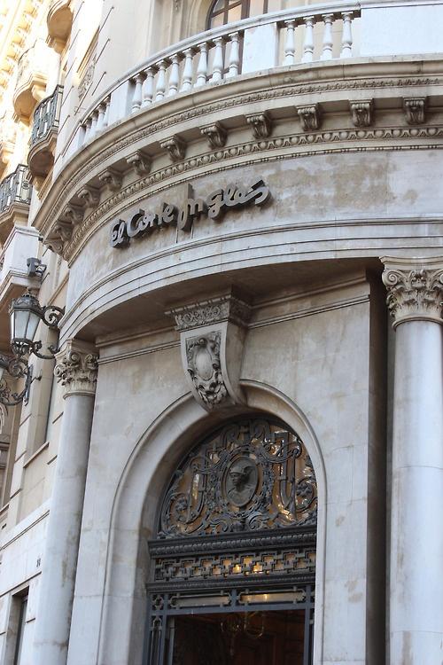 fancy-lifestyle:    El Corte Ingles, Barcelone