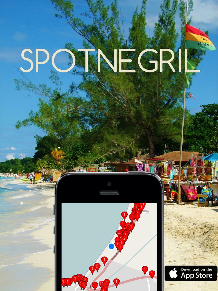 Find exactly what you need on SpotNegril's map of Negril
