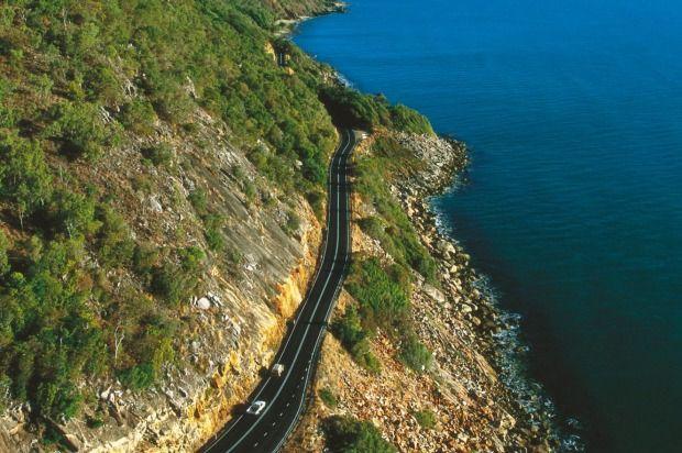 Captain Cook Highway, Queensland.Photo: Peter Lik/Tourism Queensland