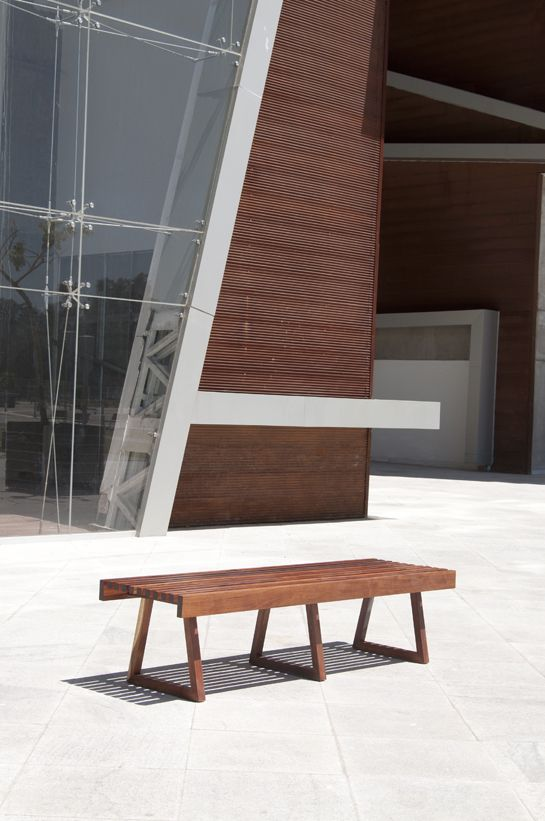 UDG - Media Madera Bench Tzalam
