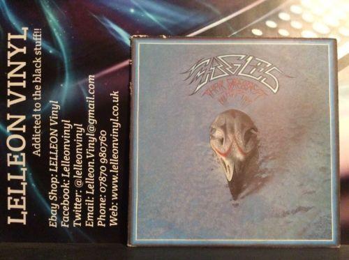 Eagles Their Greatest Hits LP Album Vinyl Record K53017 (S) Rock 70's Music:Records:Albums/ LPs:Rock:Progressive