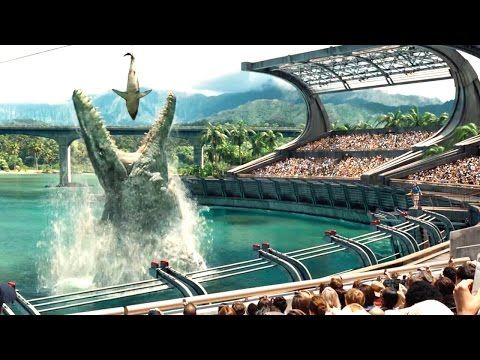 Top 10 Jurassic World Facts - YouTube