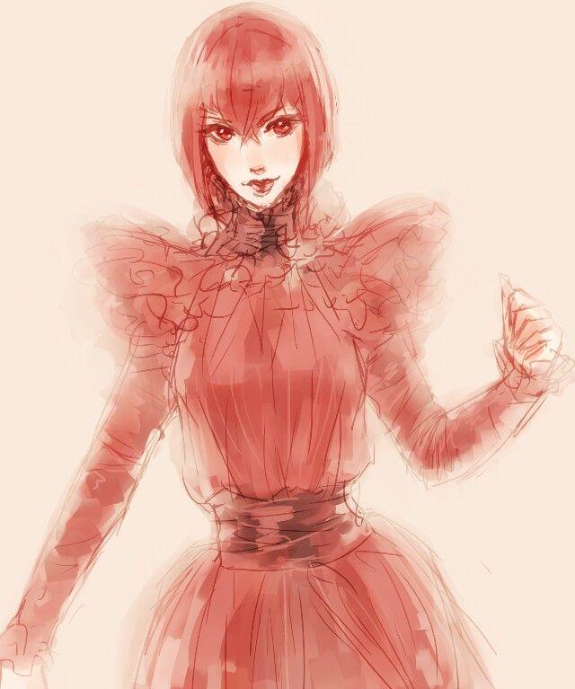 Madame Red | Black Butler | Kuroshitsuji | ♤ Anime ♤