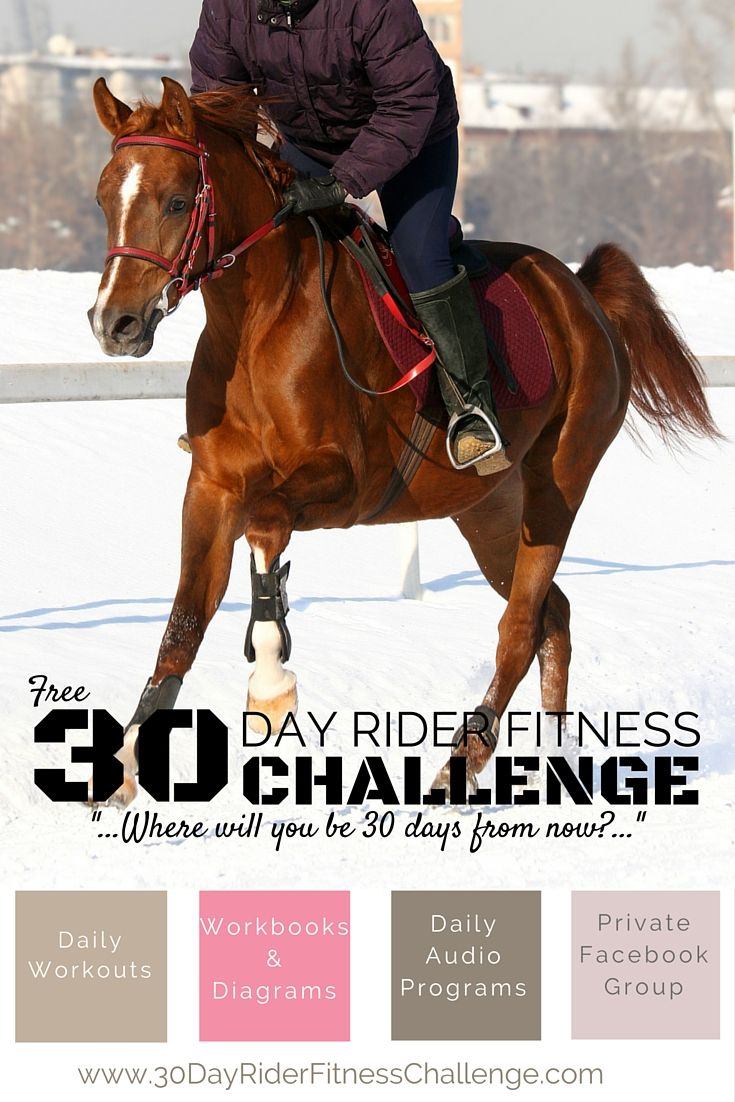 1000 Images About 30 Day Rider Fitness Challenge On