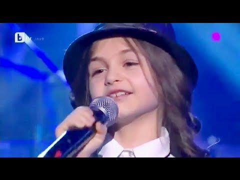 """▶ Krisia Todorova (9yo) """"Ain't No Sunshine"""" - YouTube"""