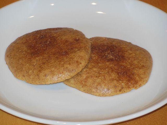 Paleo Snickerdoodle Cake Cookies!
