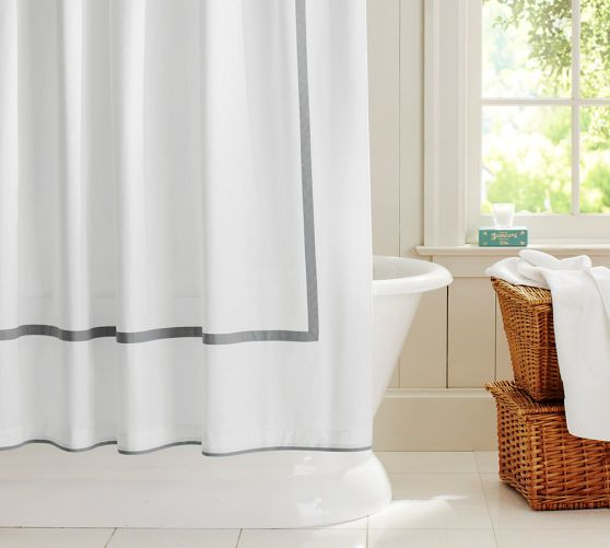 17 Best Images About Shower Curtains Vs Glass Shower