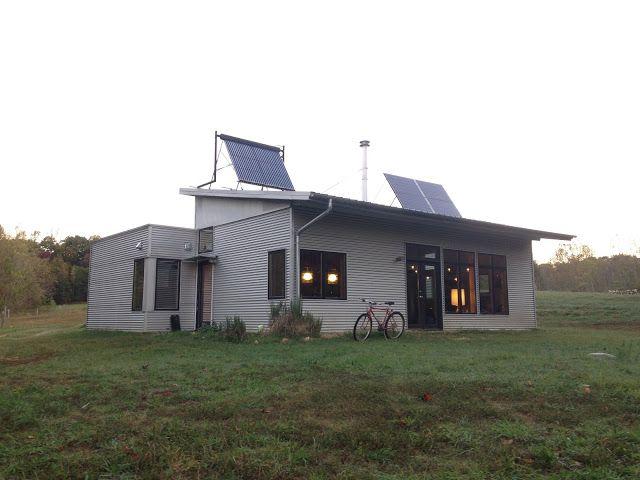 284 best prefab house off grid passive solar living for Passive solar modular homes