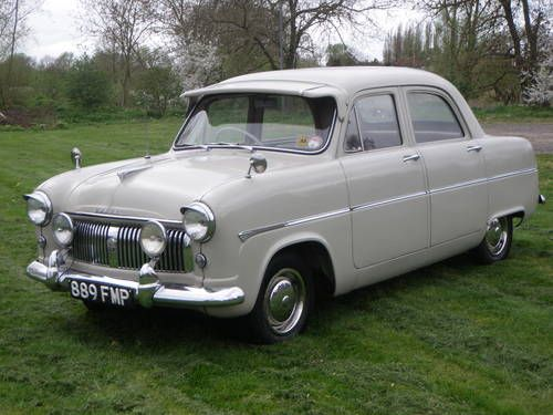 FORD CONSUL Mk 1 1955
