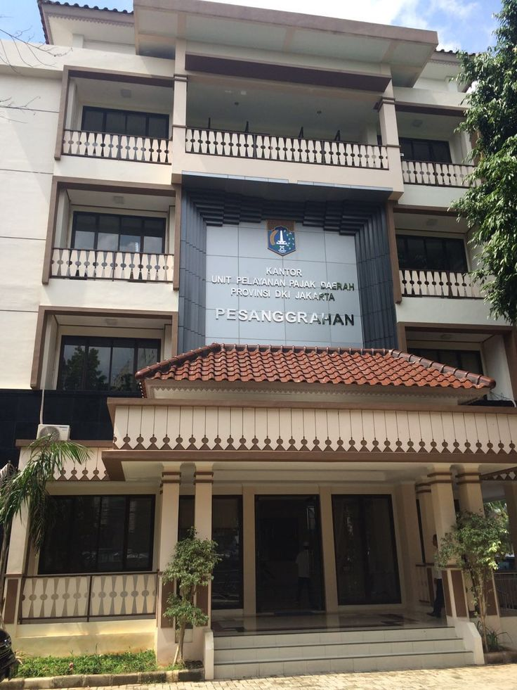 Gedung baru UPPD Pesanggrahan, Jl. Ciledug Raya No. 7