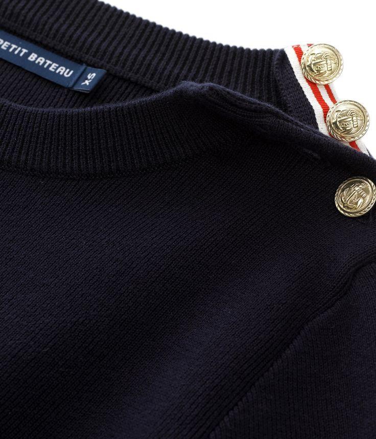 Préférence Les 25 meilleures idées de la catégorie Pull marin femme sur  CX99