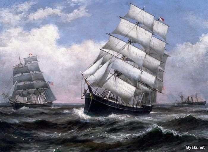 Картины и фотографии кораблей