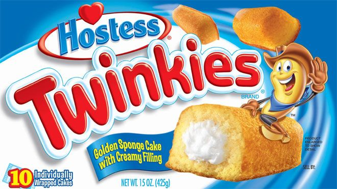 No twinkies? I DON'T even want to live. Good thing I got like 50 boxes.