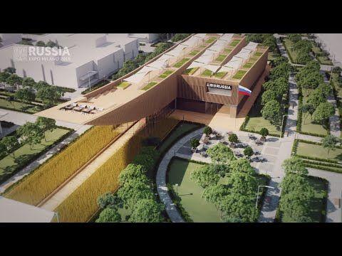 Expo Milano 2015 Russia's Pavilion